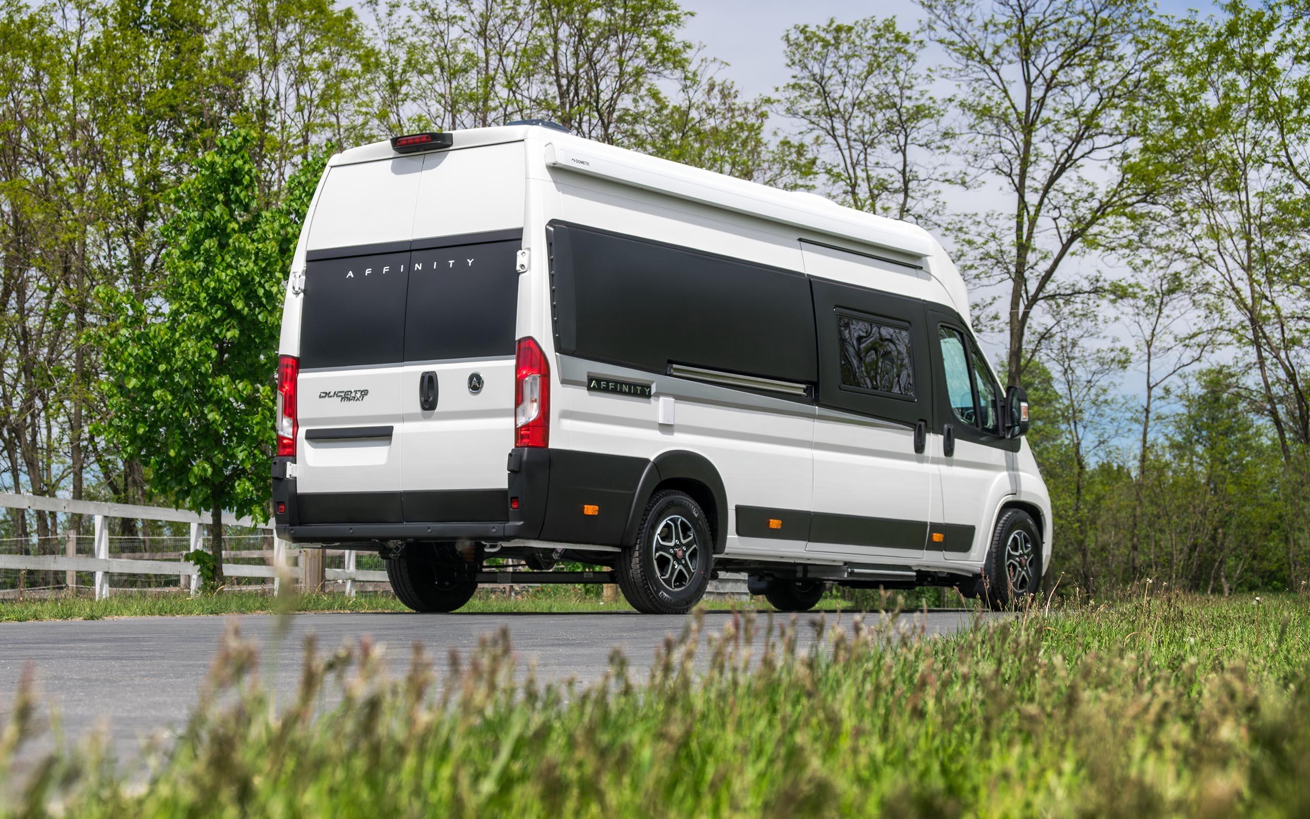 Affinity Camper Van - Exterior